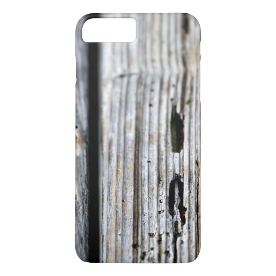 Old Wood Texture iPhone 7 Plus Case