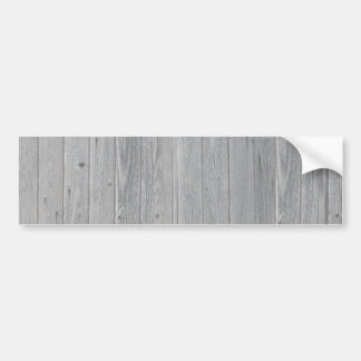 Old Wood Texture Pattern Bumper Stickers
