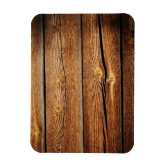 Old Wooden Background Magnet