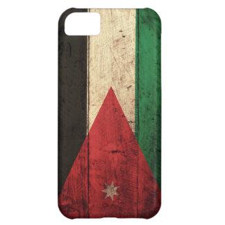 Old Wooden Jordan Flag iPhone 5C Case