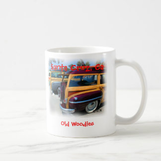 Old Woodies Coffee Mug