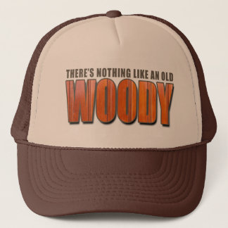 Old Woody Trucker Hat