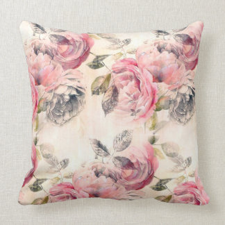 Old World Charm English Roses Cushions