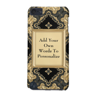 Old World Gold Lace iPod Touch 5G Covers