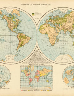 Old world map jigsaw puzzles zazzle old world map 32 jigsaw puzzle gumiabroncs Choice Image