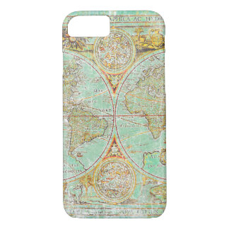 Old World Map Case-Mate iPhone Case