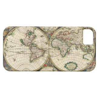 Old World Map iPhone 5 Cover