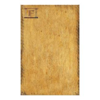 Old World Stationary Stationery