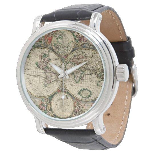 """""""Old World"""" Wrist Watch"""