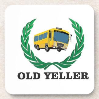 old yeller bus fun coaster