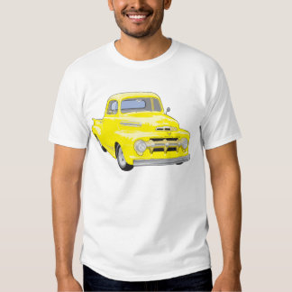 Old Yellow Truck T-shirts