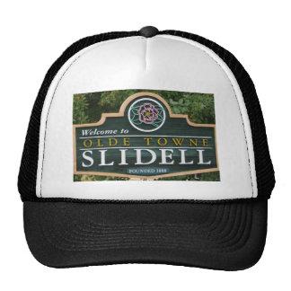 Olde Towne Slidell Trucker Hat