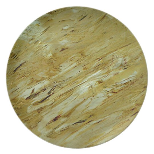 Olde World Marble Plate