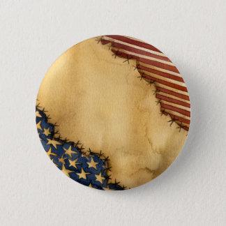 olden days flag merchandise 2 inch round button