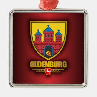 Oldenburg Metal Ornament