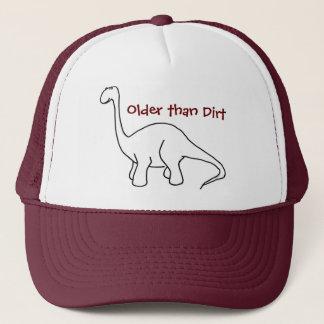 Older than Dirt Dinosaur Hat