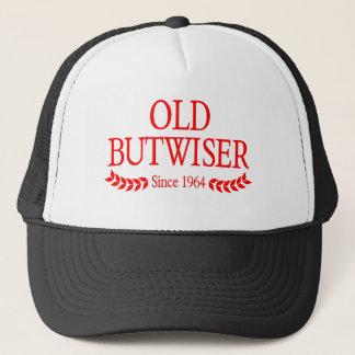 olderbutwiser trucker hat