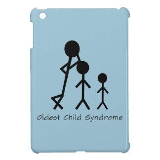 Oldest child syndrome funny iPad Mini case