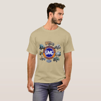oldGMCtrucks.com T-Shirt - Full front
