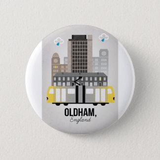 Oldham 2 Inch Round Button