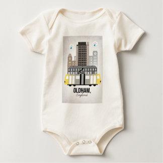 Oldham Baby Bodysuit