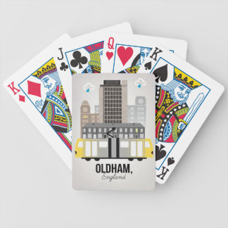 Oldham Bicycle Playing Cards
