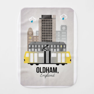 Oldham Burp Cloth