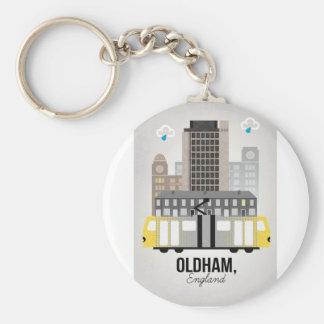 Oldham Keychain