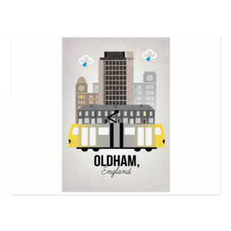 Oldham Postcard