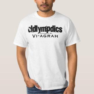 Oldlympdics, Sponsored By Tees