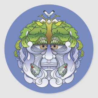 Oldman Sticker