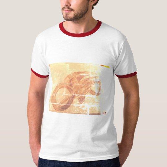 Oldnew steampunk motorbike T-Shirt