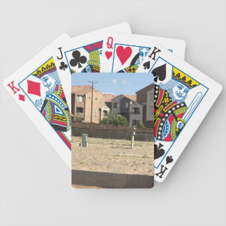 oldrivein bicycle playing cards