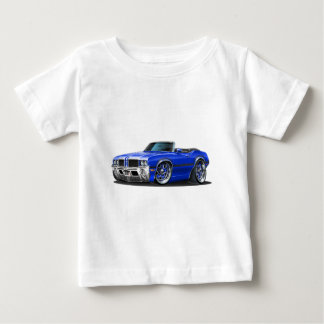 Olds Cutlass Blue Car Baby T-Shirt