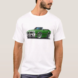 Olds Cutlass Green Convertible T-Shirt