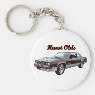 Olds:  Hurst Keychain