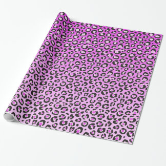 Oldschool Leopard Print in Pink and White