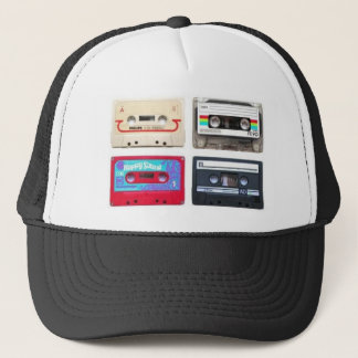 Oldskool audio trucker hat