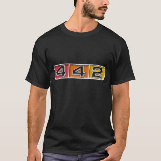 Oldsmobile 442 emblem T-Shirt