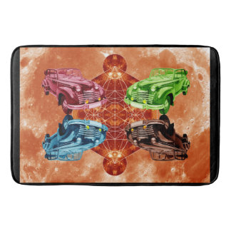 Oldsmobile Moon Bath Mat