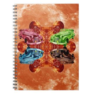Oldsmobile Moon Notebooks