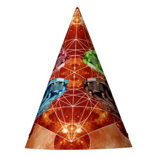 Oldsmobile Moon Party Hat
