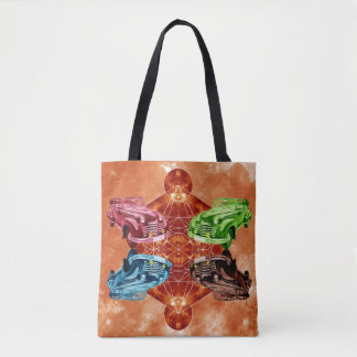 Oldsmobile Moon Tote Bag