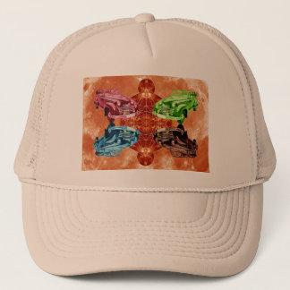 Oldsmobile Moon Trucker Hat
