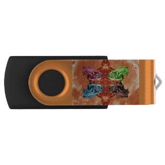 Oldsmobile Moon USB Flash Drive