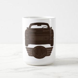Oldtimer Car Basic White Mug