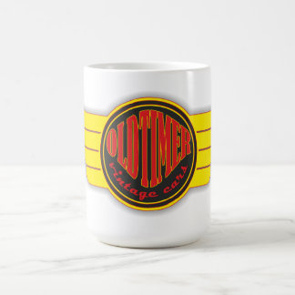 Oldtimer Vintage Cars Classic White Coffee Mug