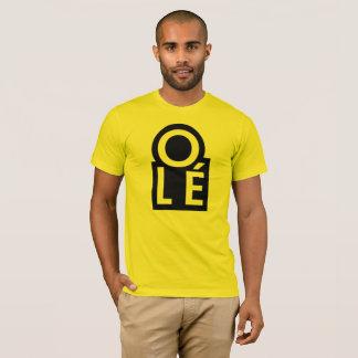 Olé - black - transparent T-Shirt