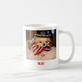 Ole! Classic White Coffee Mug