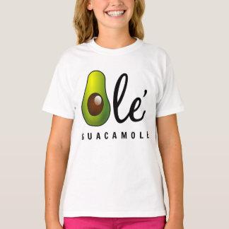 Ole Guacamole Avocado Humor T-Shirt